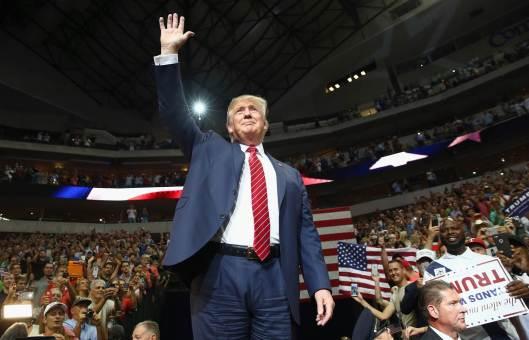 bigggg trump wave